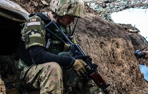 Сутки в АТО: 17 обстрелов, один боец  погиб