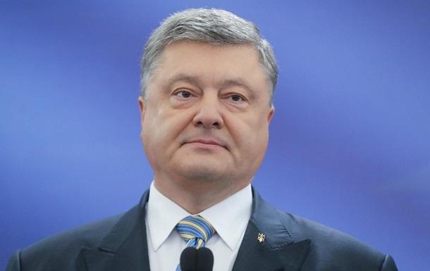 Порошенко: В АТО погибли 469 десантников Украины
