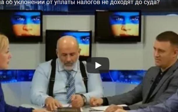 Вадим Мельник: Нынешние зарплаты следователей унижают честь офицера