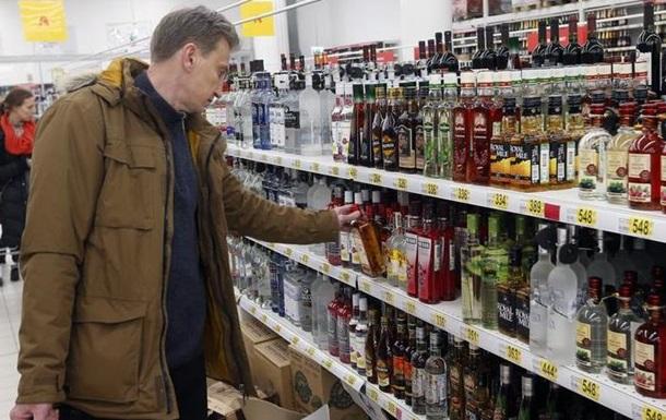 У РФ почали менше пити горілку