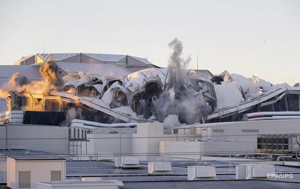 ВСША взорвали один изкрупнейших стадионов страны