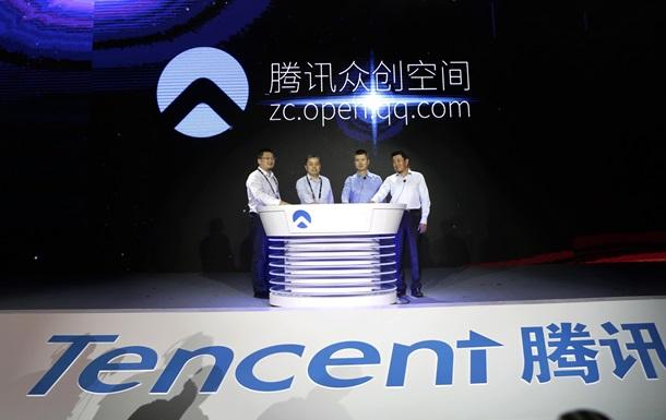 Китайская социальная сеть обошла по стоимости Facebook