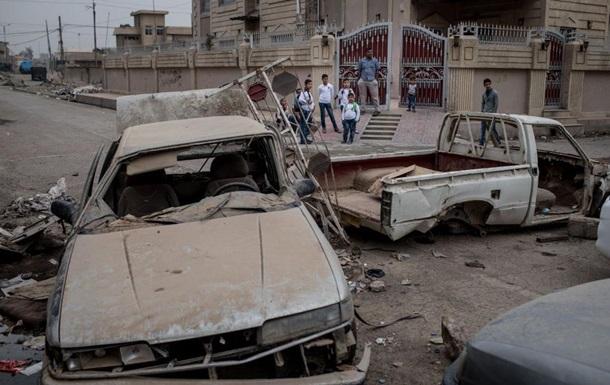 В Ираке смертник подорвал грузовик, погибли 20 человек – СМИ