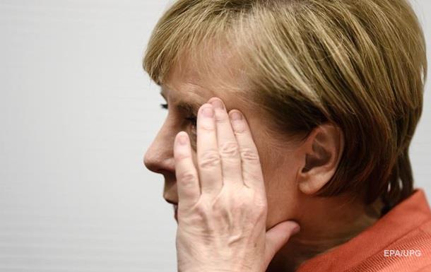 Крах Меркель. Світова преса про події в Німеччині