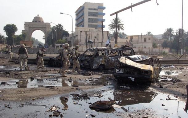 Теракт в Іраку: кількість загиблих збільшилася до 24