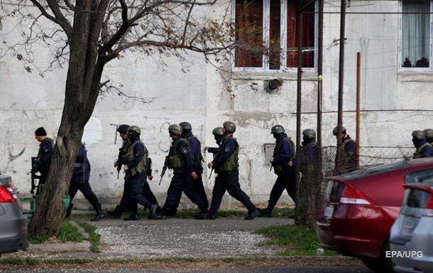 В Тбилиси проходит контртеррористическая операция