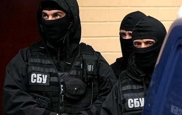 В Запорожье спецназ СБУ задержал 30 человек