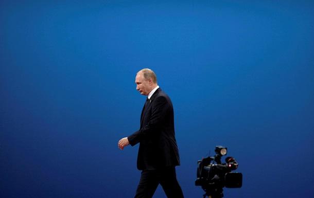 Путін: Всі підприємства повинні бути готовими виробляти військову продукцію