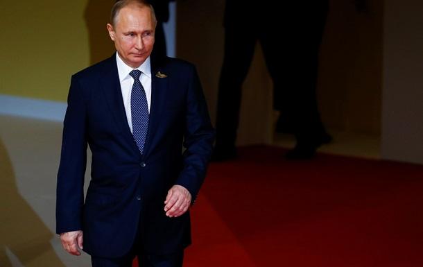 Путін розповів, як він врятував Сирію від розпаду