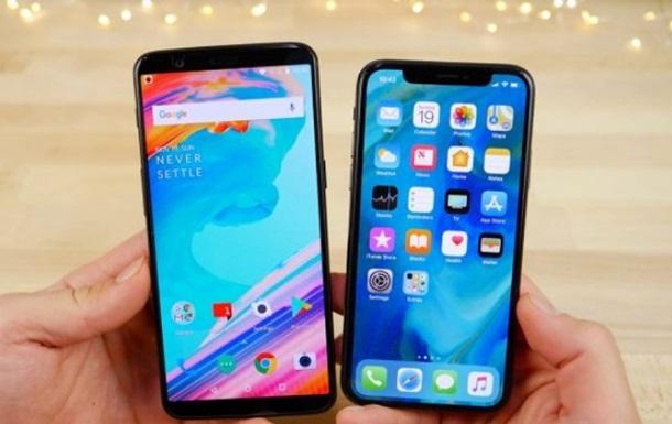 iPhone X уступил в производительности  китайцу