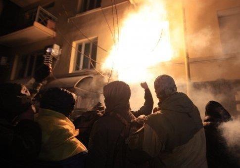 Нападение на офис Медведчука: год прошел, а воз и ныне там