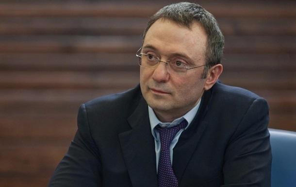 Керімова випустили під заставу в п ять мільйонів євро