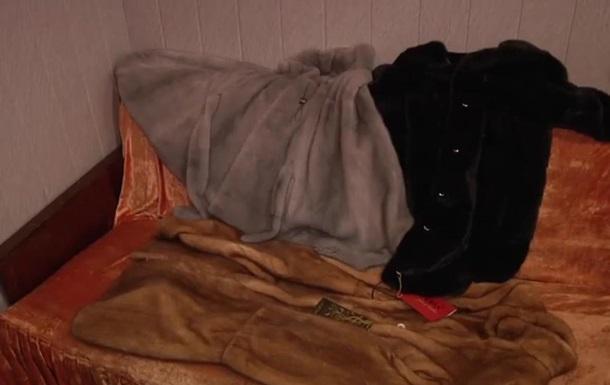 В Запорожье задержали похитителя норковых шуб на три миллиона