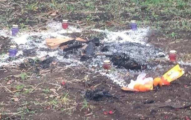 СМИ: Ритуальное убийство под Одессой инсценировали