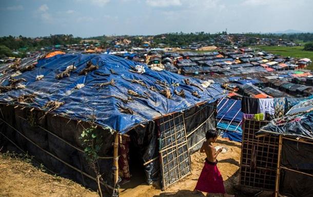 М янма і Бангладеш домовилися про повернення біженців рохінджа