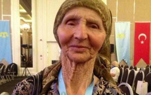 При попытке задержания ФСБ умерла крымская татарка - СМИ