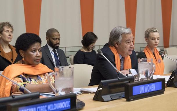 Каждая третья женщина в мире сталкивается с насилием - ООН