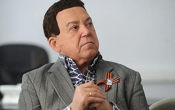 Кобзон готов стать посредником между Плотницким и Корнетом - СМИ