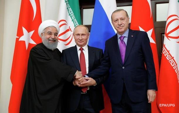 Трамп пролетает. Как Путин овладевает Сирией