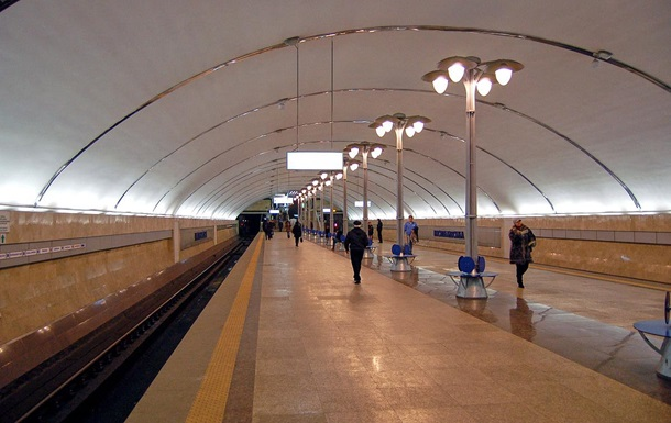 У Києві через повідомлення про бомбу закрита станція метро
