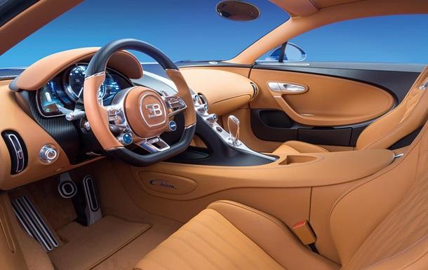 Естественно, Bugatti!