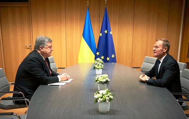 ЄС ніколи не визнає анексії Криму – Туск