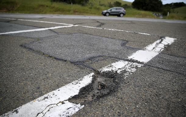 У Росії оцінили якість кримських доріг