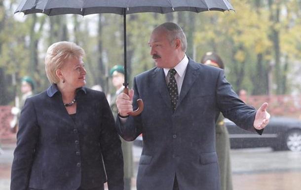 Грибаускайте: Лукашенко на саммит в Брюсселе не пустил Кремль