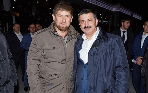 Экс-полпред Кадырова схвачен вгосударстве Украина