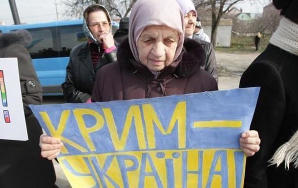 Крым превращен в авианосец