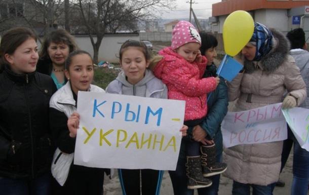 Признание Европой аннексии Крыма повлечет за собой необратимые последствия