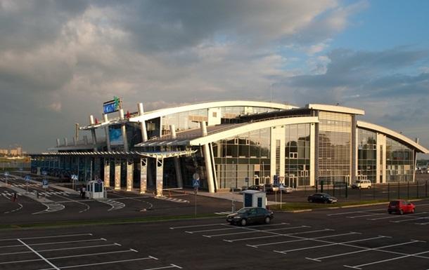 В Украине  заминировали  шесть аэропортов