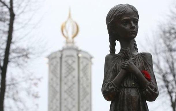 В Украине вспоминают жертв Голодоморов