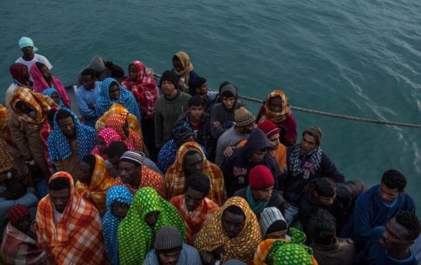 У берегов Ливии утонули более 30 нелегалов