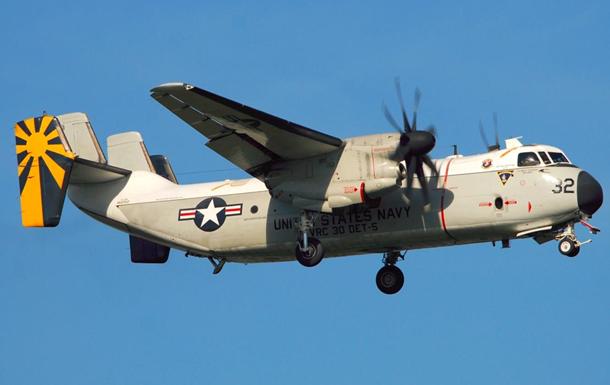 Крушение военного самолета США в Японии: погибли три человека