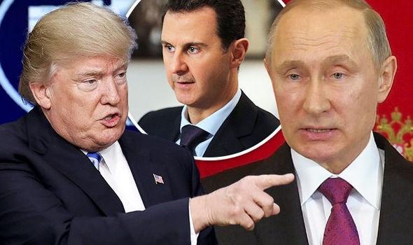 Перемога союзу Путіна в Сирії може привести до ескалації на фронті в Україні