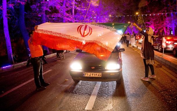 Іран загрожує Європі збільшити дальність ракет