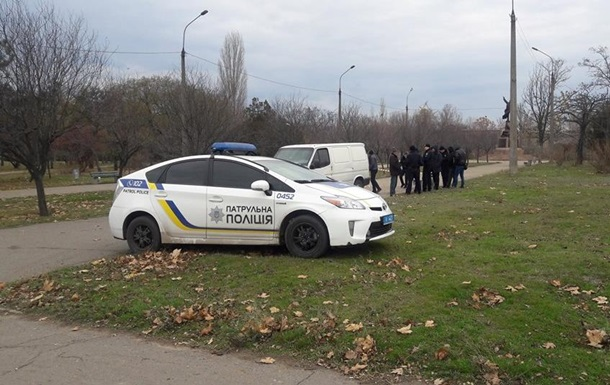 У парку Миколаєва застрелився пенсіонер