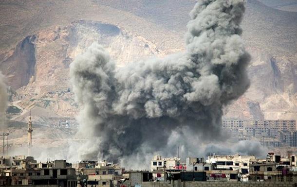 Сирийская армия отбила главную военную базу ксеверо-востоку отДамаска