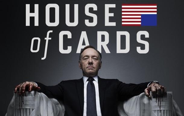 Зйомки фінального сезону Карткового будиночка призупинили