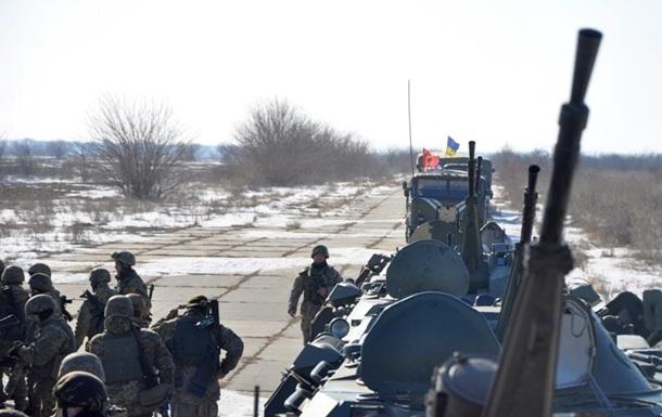 У зоні АТО 12 обстрілів, втрат немає - штаб