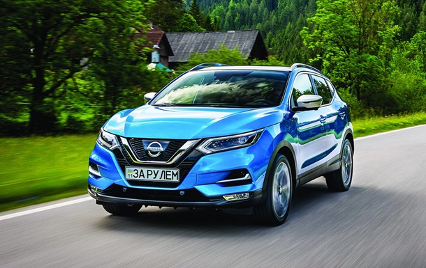 Теперь – по-богатому! Тест-драйв Nissan Qashqai