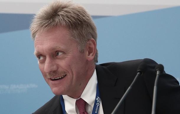 В Кремле заявляют, что ЛНР будет придерживаться прежних позиций