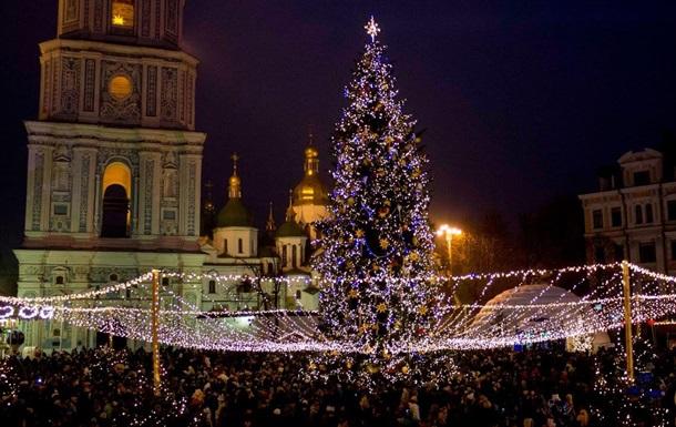 У Києві на новорічні свята продовжать роботу транспорту