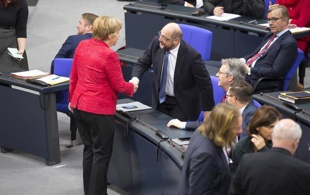 Меркель готова к коалиционным переговорам с социал-демократами