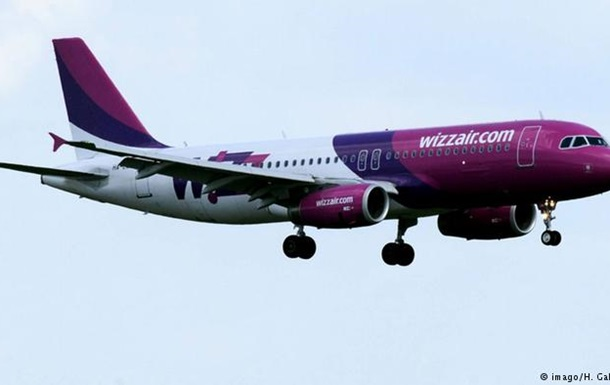 Авіакомпанія Wizz Air відкриє сім нових маршрутів
