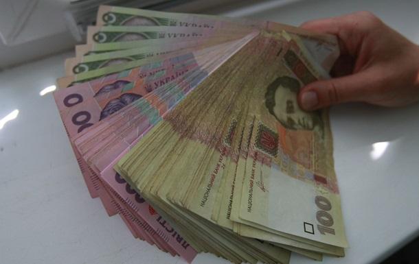 Дефіцит держбюджету в жовтні перевищив 13 млрд гривень
