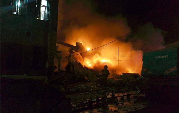 У Тель-Авіві стався вибух: є загиблі