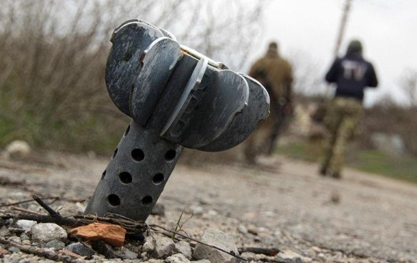 На Донбасі зменшилася кількість вибухів