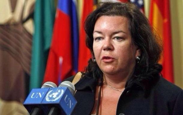 Постпредом Великобританії в ООН вперше стала жінка